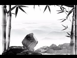 一张中国韵味海报