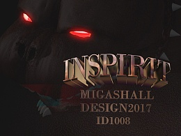 INSPIRIT - C4D毕设 白无常第十期班
