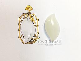 代波军艺术珠宝玉石订制案例欣赏