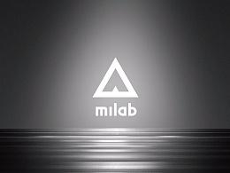 小米探索实验室 MILAB 品牌设计