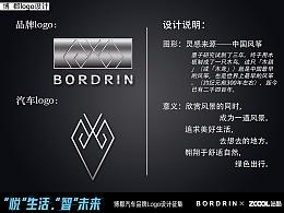博郡品牌logo设计