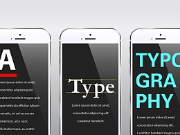 Typography in Mobile Apps——UI设计师的必修课
