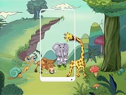 动物园里有什么