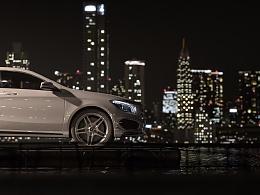 CLA-汽车与场景渲染