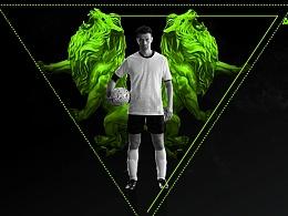 体育用品5秒简短宣传片