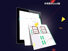 多唯(Ipad端)界面设计