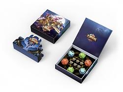 王者荣耀中秋礼盒设计