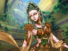 洪荒之主—妙善公主