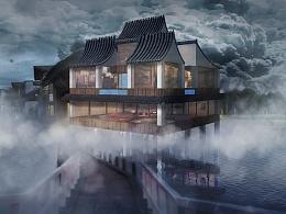 空中楼阁——茶楼概念设计