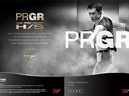 twoquarters 2012年作品  PRGR H/S