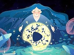 #西瓜视频#满足你对世界的幻想