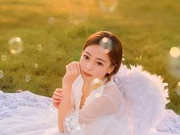 【愿你是时光盗不走的天使】