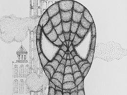 我的蜘蛛侠是点出来的