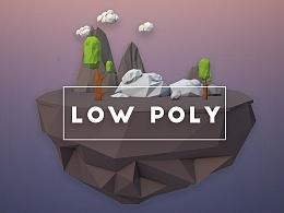 就是Low poly