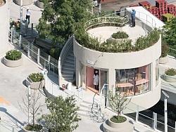 空中花园走廊:一条废弃高架桥的演变重生-首尔路7017