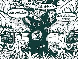 低碳环保主题-撒旦第二次诱惑