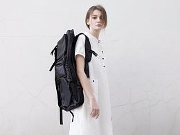 【花树果原创设计女装】2017夏新采风系列之白连衣裙