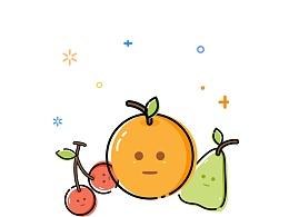 《水果》APP界面