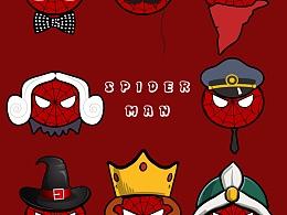 蜘蛛侠cosplay合集【嗯哼】