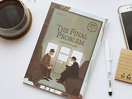 插画—百词斩阅读计划《福尔摩斯—最后一案》