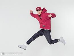 STRETAG36红色帽衫秋季卫衣外套连帽卫衣36号胶印卫衣