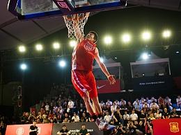 街头的力量:2017中国三对三篮球赛启动仪式