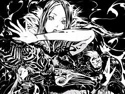 剑灵黑白系列