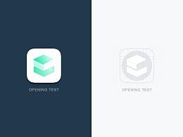 设计总结_在线测试logo推导思路