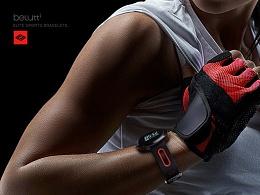布鲁蒂-运动血压智能手环手表
