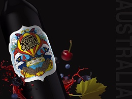 澳洲葡萄酒包装