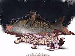 魿鲤2 —鱼子