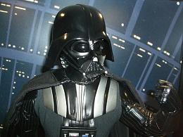 Steve Wang作品:Cinemaquette星球大战 黑武士 Vader