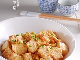 盘锦虾酱烧豆腐