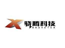 骁腾科技logo