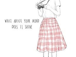 Shining mind
