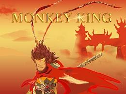 Monkey King 大圣