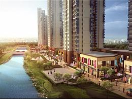 商业街改造设计|新河天地:中国首个运河主题轻旅游水岸花街