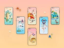 《雅韵》系列手机壳 |有一种美学,叫做中国生活方式