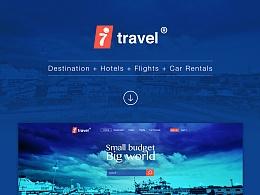 磊土 | 旅游官网设计分享