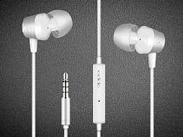 金属不锈钢磨砂透明耳机数码3C后期精修【2017.03】