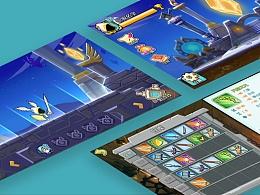 代号:DANTE 游戏UI视觉设计项目总结