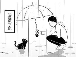 猫和猫的他