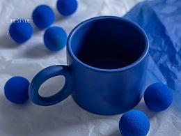 克莱因蓝-器物之美