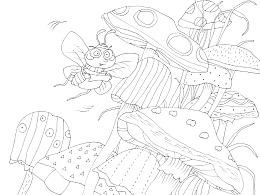 儿童插画·线稿