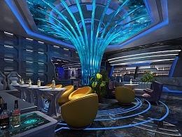 E.T CLUB科幻酒吧