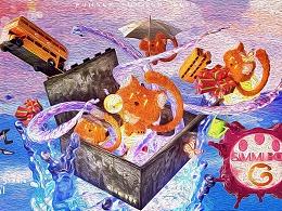 橘咪C4D GIMMI BOX