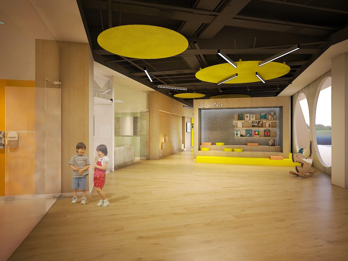 艺所当代儿童美术馆|空间|室内设计|巫国源 - 原创
