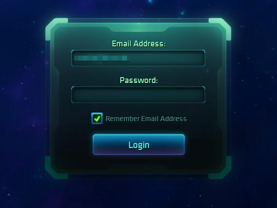 登录按钮_游戏登录和按钮