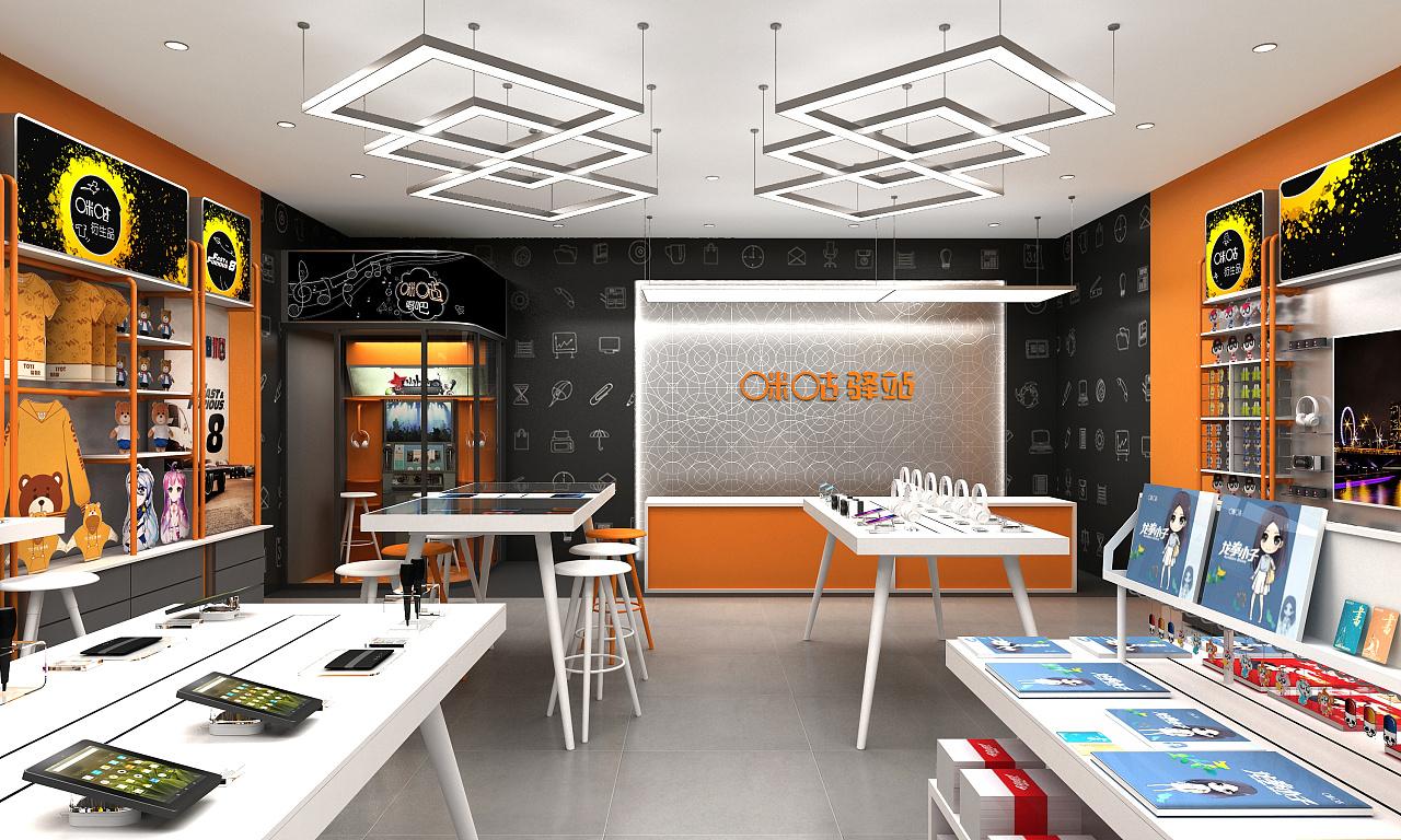 商业空间设计图片