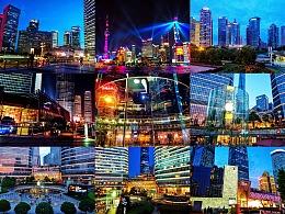 Shanghai's Nights(2017-2019):陆家嘴